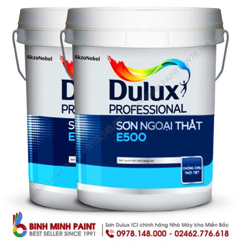 Sơn Dulux E500 Pro