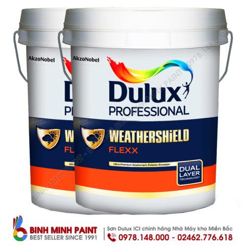 Sơn Dulux Weathershield Powerflexx Pro