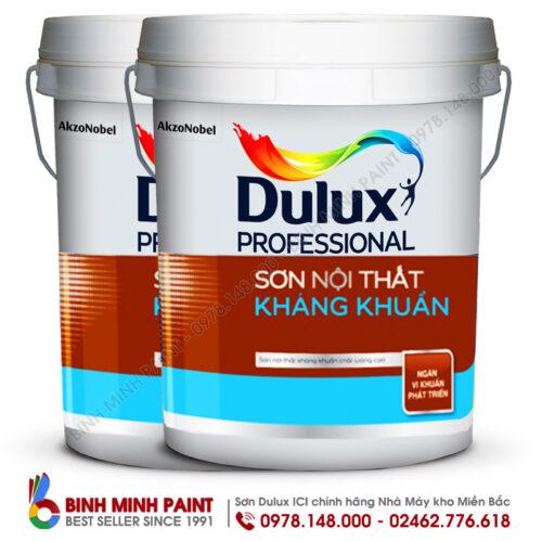 Sơn Dulux Kháng Khuẩn Professional